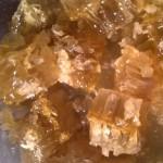 Comb Honeyのカット