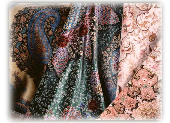 Silk Percian Carpet